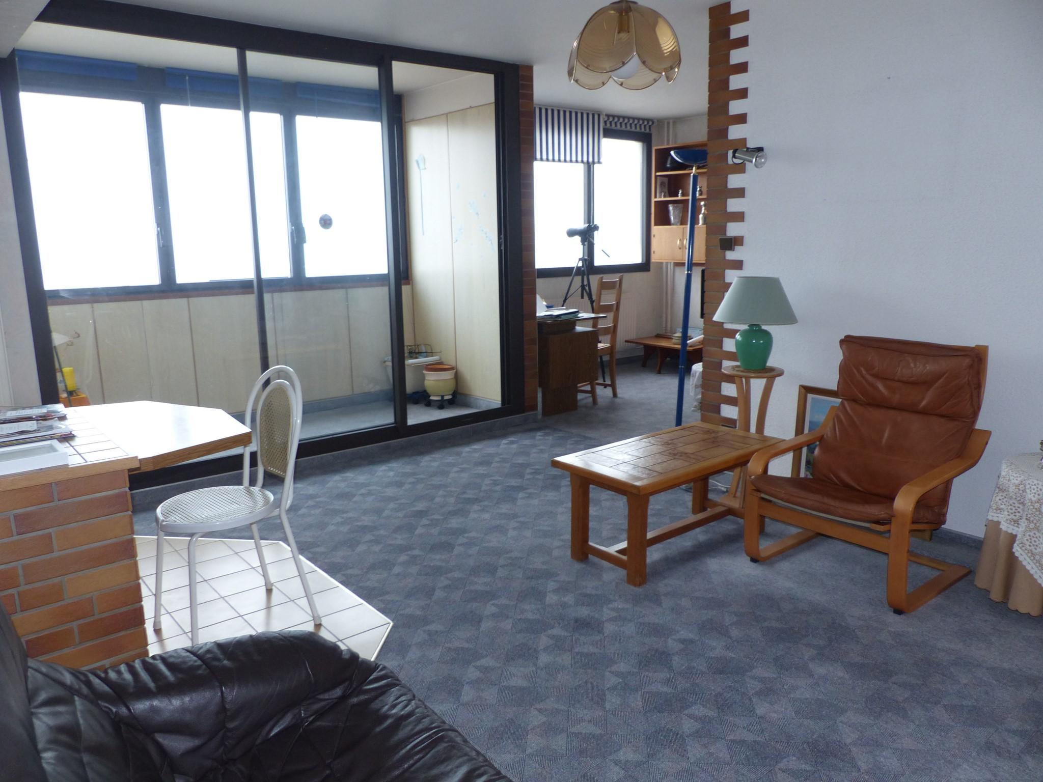 Appartement Digue de Mer
