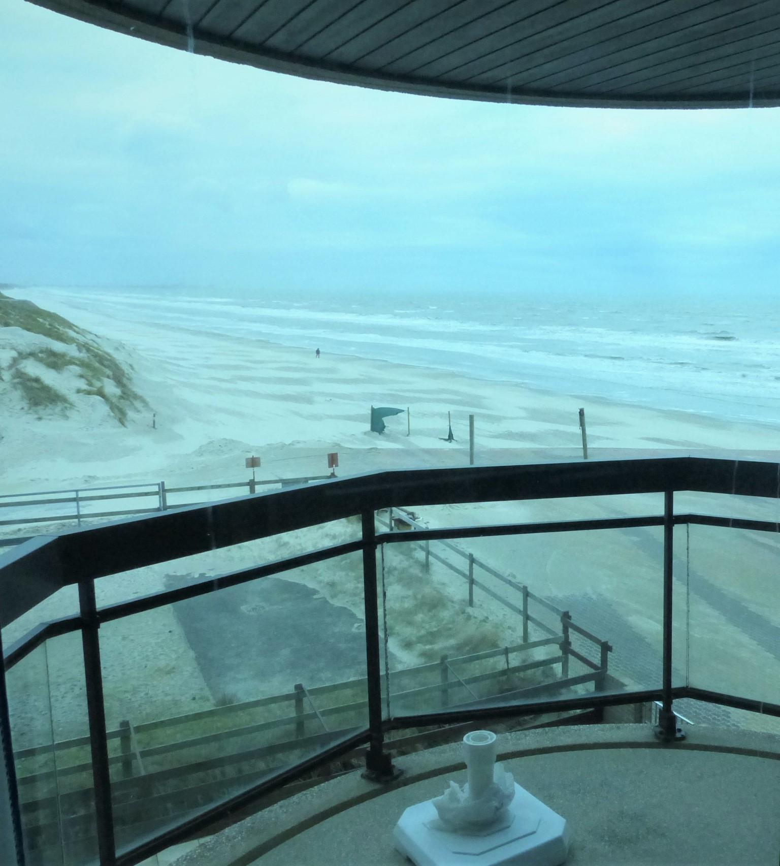 situation unique sur dunes et mer