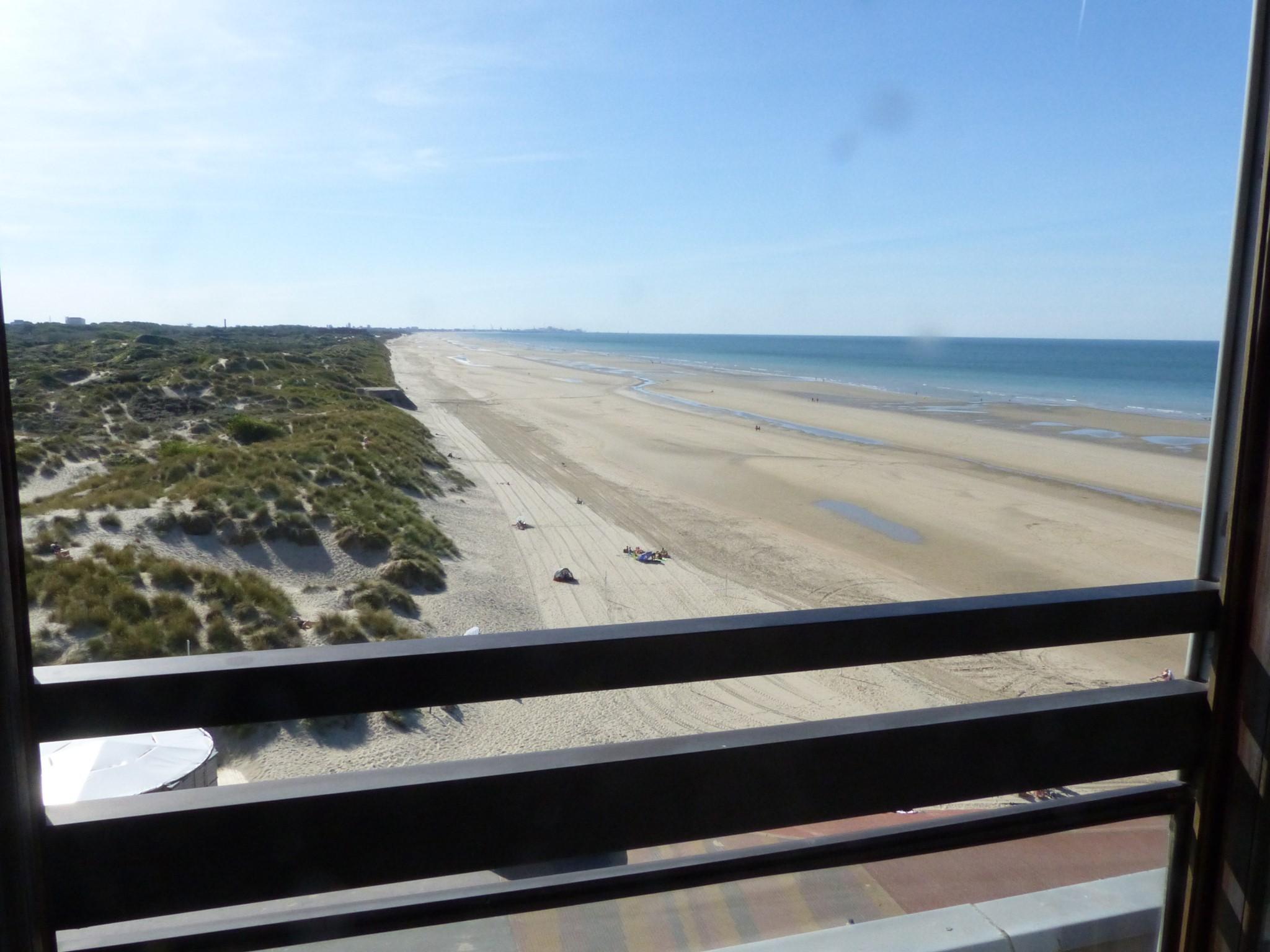 magnifique duplex vue sur dunes et mer