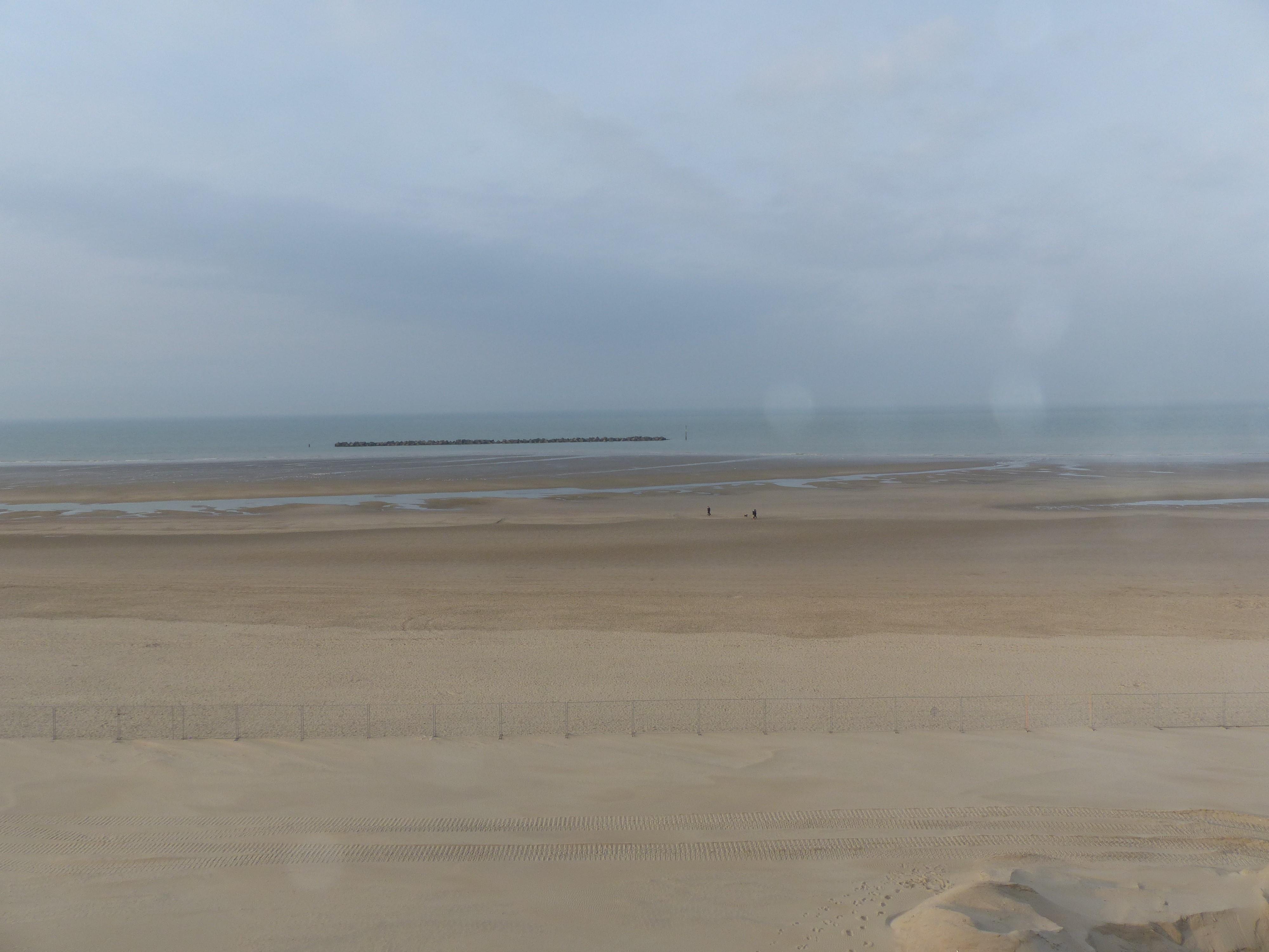 Malo les bains Type 3 vue mer