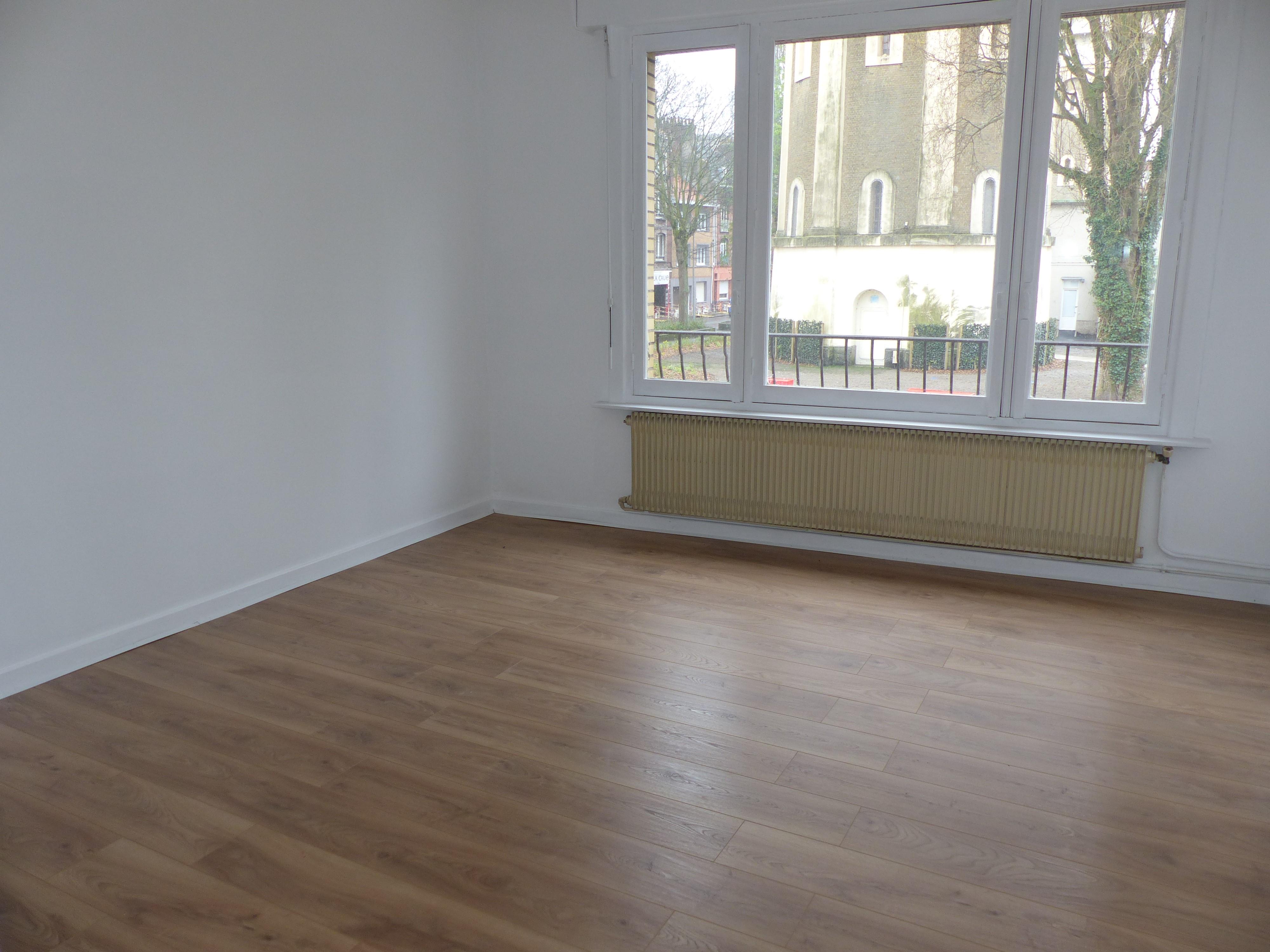 Appartement T4 proche du centre ville