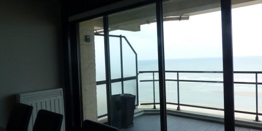 Superbe Appt avec grande terrasse face mer