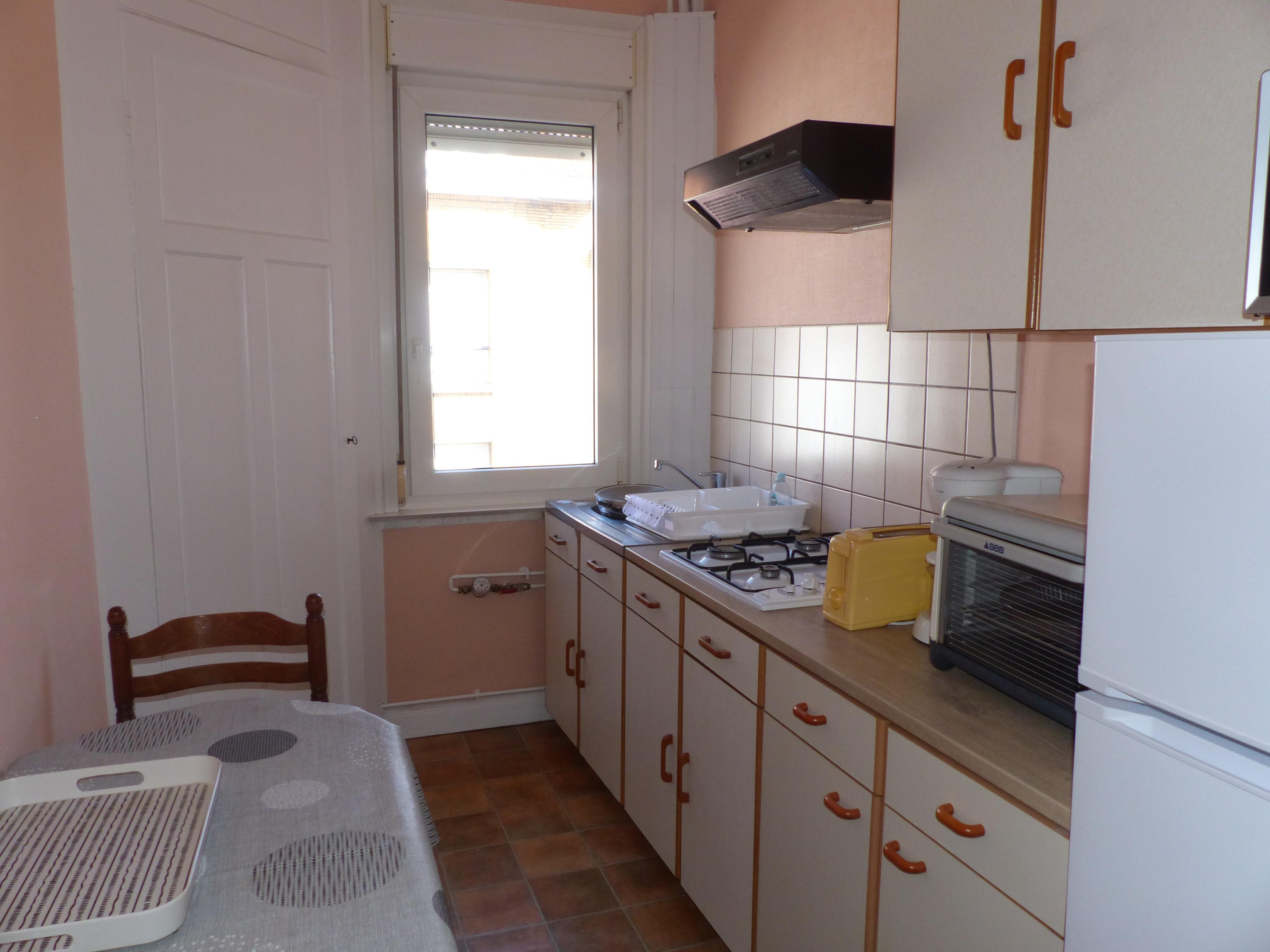 Beau T3 meublé proche place Turenne
