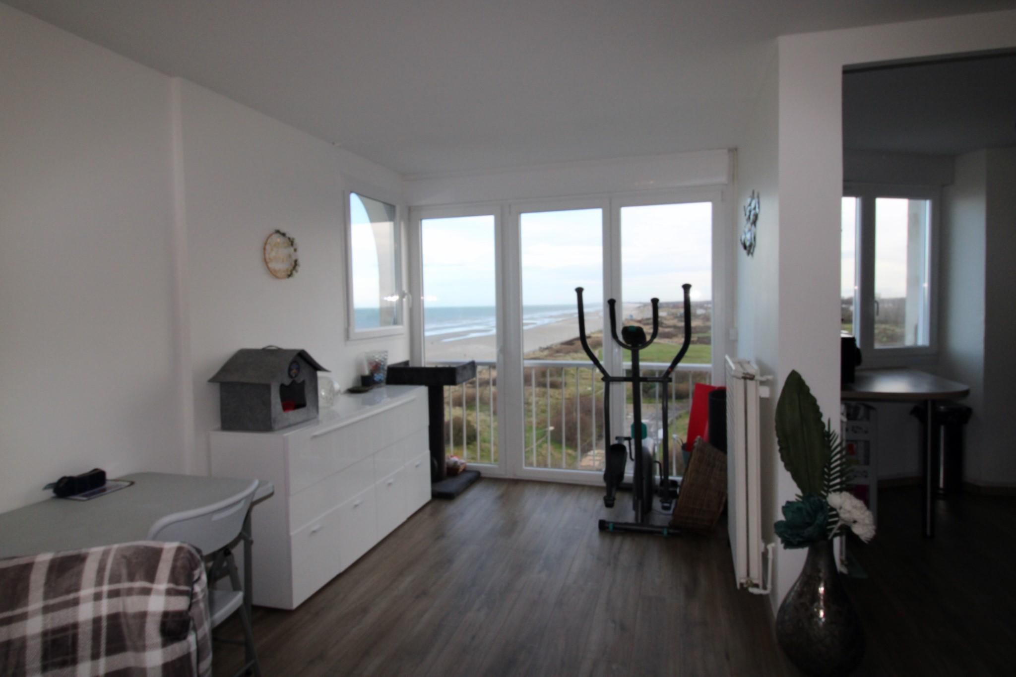 Très bel appartement vue mer