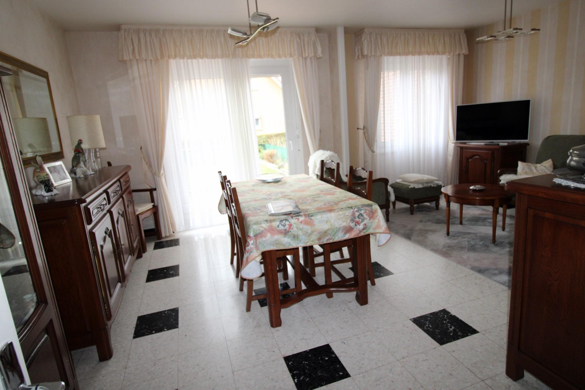 Maison traditionnelle TBEG